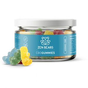 Buy CBD Gummies 600mg UK
