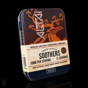 Buy Cherry Vanilla Soothers UK