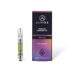 Alpine Vapor Cartridges UK